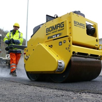 Rouleau vibrant Bomag BW 75 H